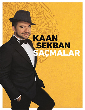 Kaan Sekban Stand-Up show